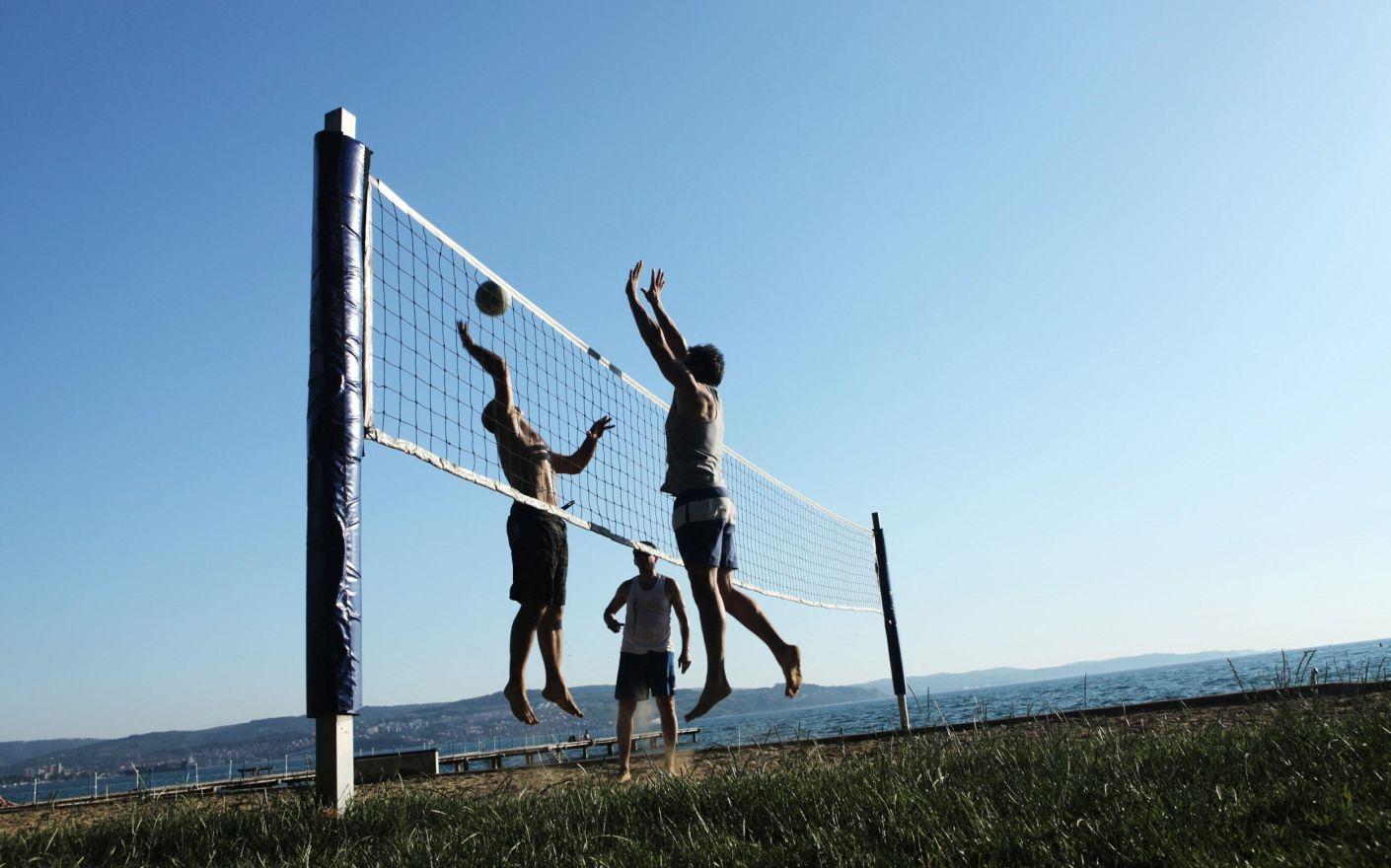 Sportspiele kennenlernen